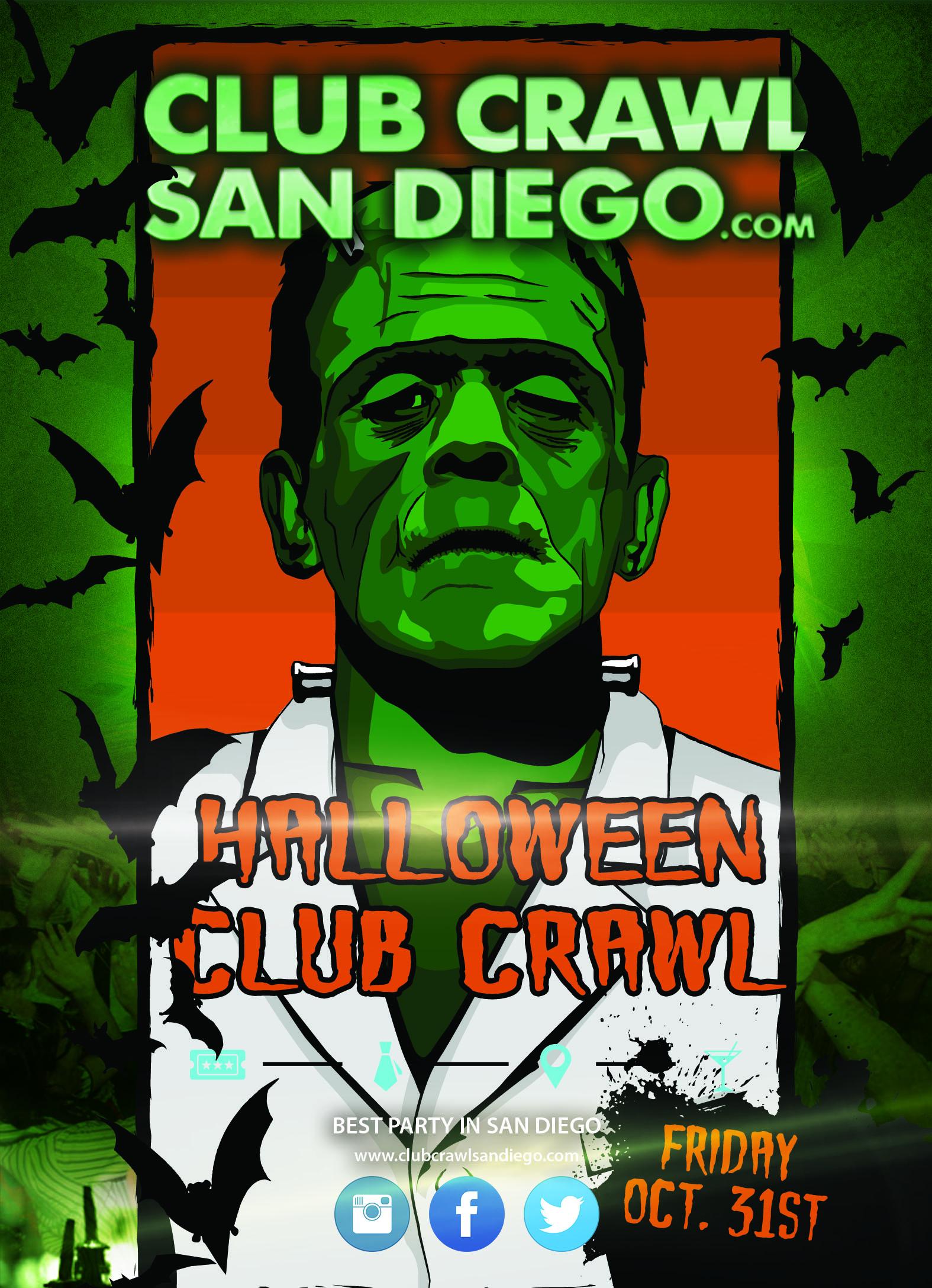 HalloweenClubCrawlCCSDfri