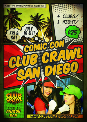 Comic Con CCSD Flyer300