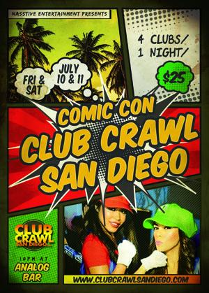 Comic Con CCSD Flyer300